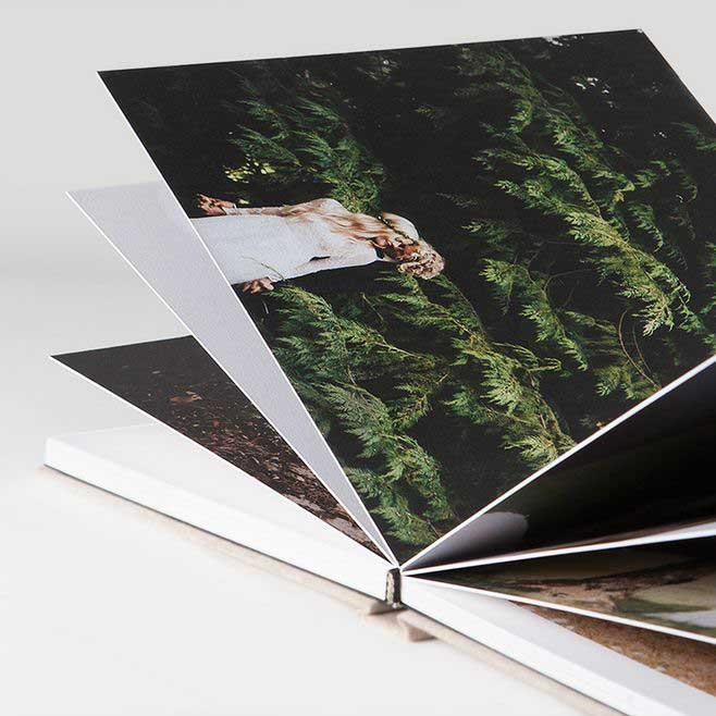 数码印刷-蝴蝶精装