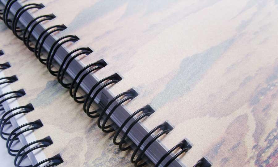 数码印刷-圈装