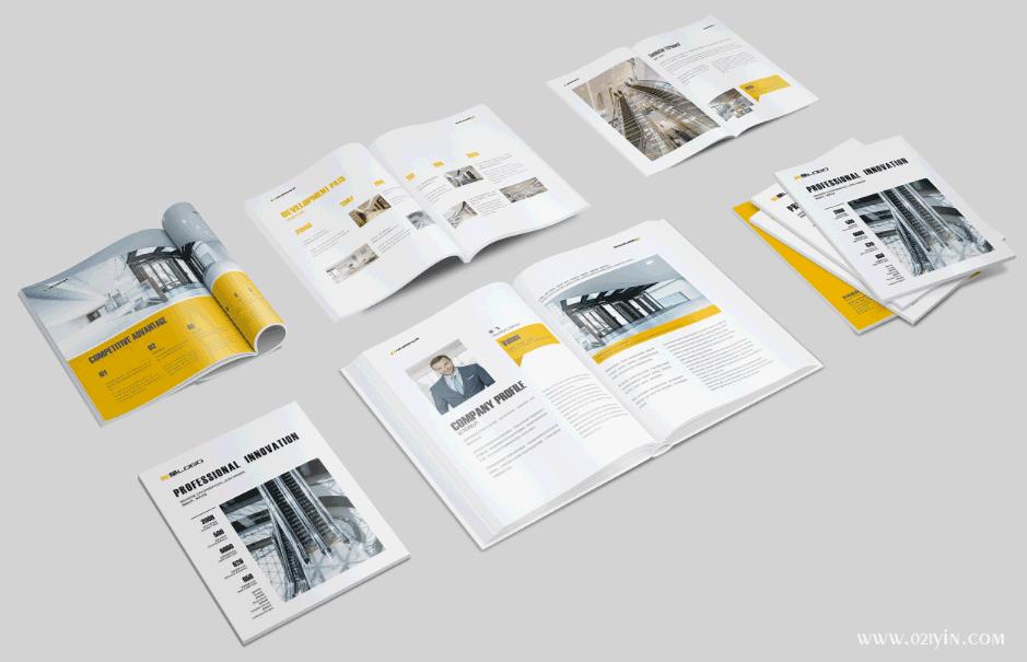 企业画册印刷怎样才能提升企业形象