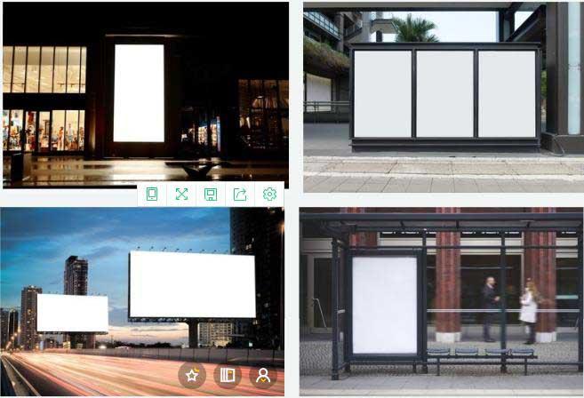 上海各大商圈户外广告制作