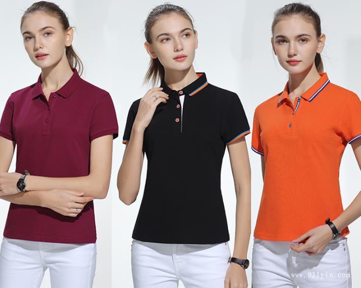 高级POLO广告衫设计制作专业公司 第1张