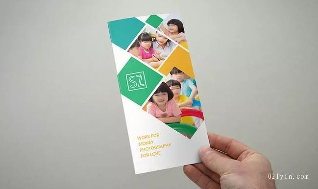 上海彩页印刷有个性色彩才有说服力