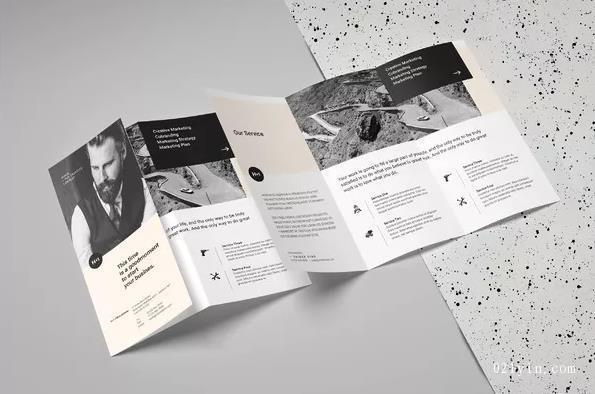 彩页宣传单,广告单页刷该如何设计宣传彩页