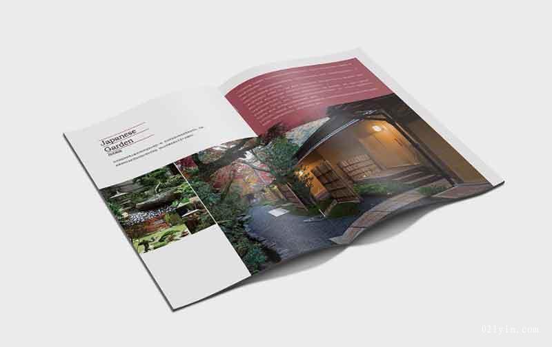 景观工程画册印刷 第2张