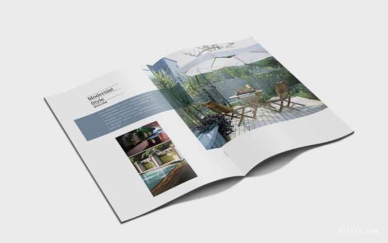 景观工程画册印刷 第3张