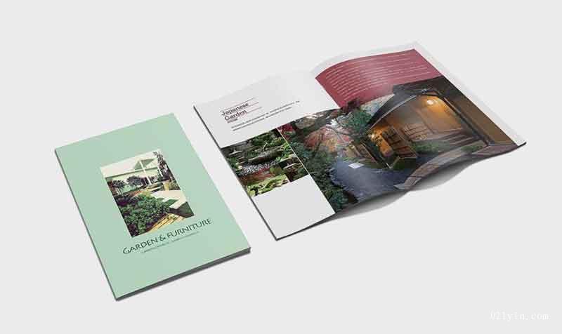 景观工程画册印刷 第6张