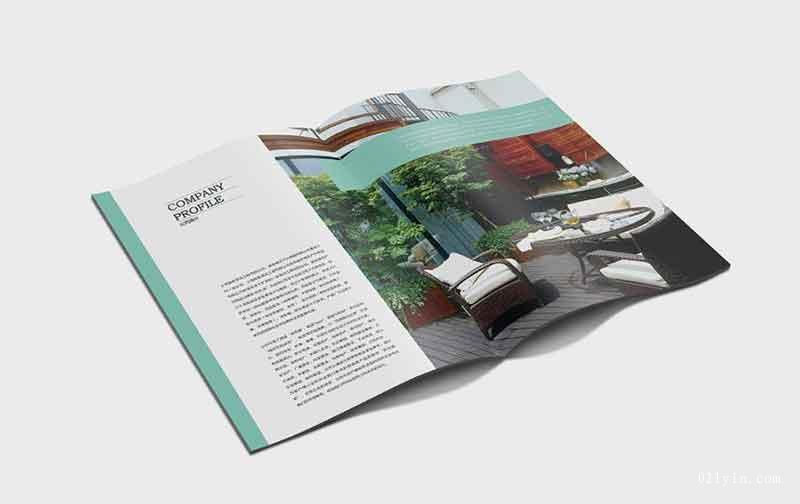 景观工程画册印刷 第5张