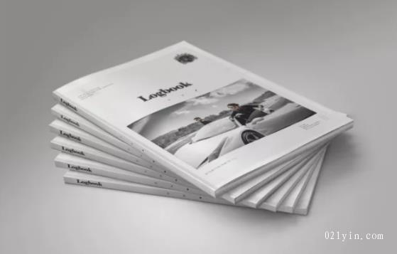 服装画册印刷