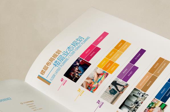 上海公司画册印刷对企业发展的宣传很重要    第2张