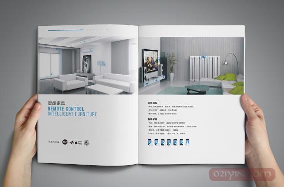 公司画册印刷及其产品的文化内涵浅析