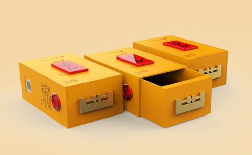 保健品包装盒印刷的防伪技术
