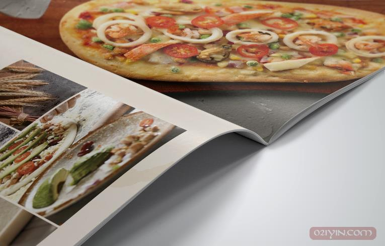 上海菜谱印刷如何做到高质量彩色印刷呢?