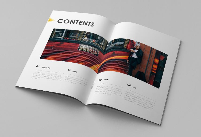 食谱宣传册印刷设计方法技巧    第1张