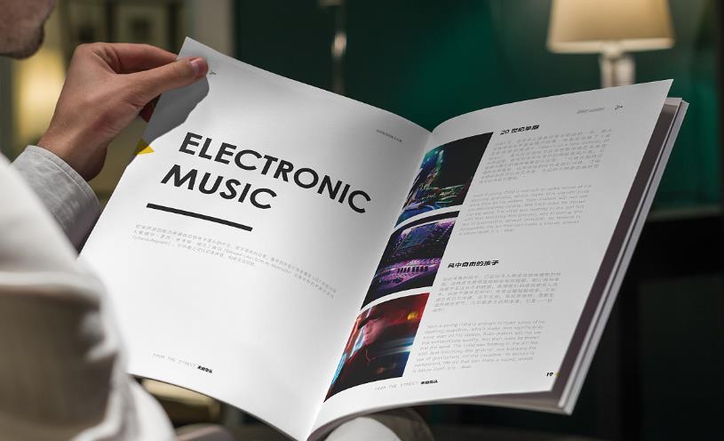 折叠宣传册印刷设计版式有哪些    第1张