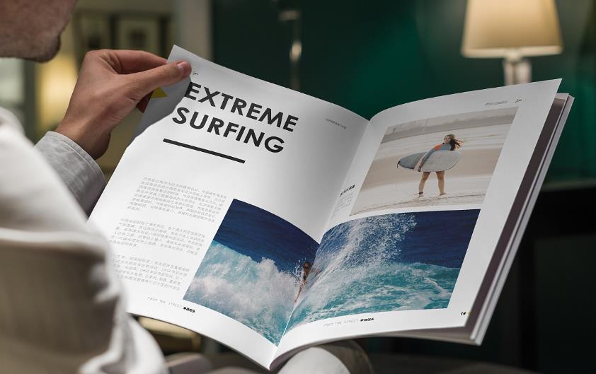 宣传册印刷设计怎么看第一二页    第1张