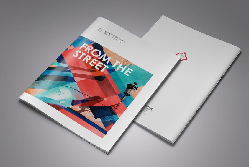 海鲜ai宣传册印刷设计方法技巧