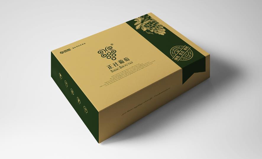 葡萄纸箱制作