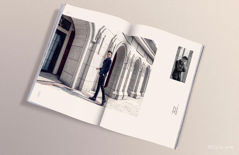 有特色的服装画册设计总是更能吸引人