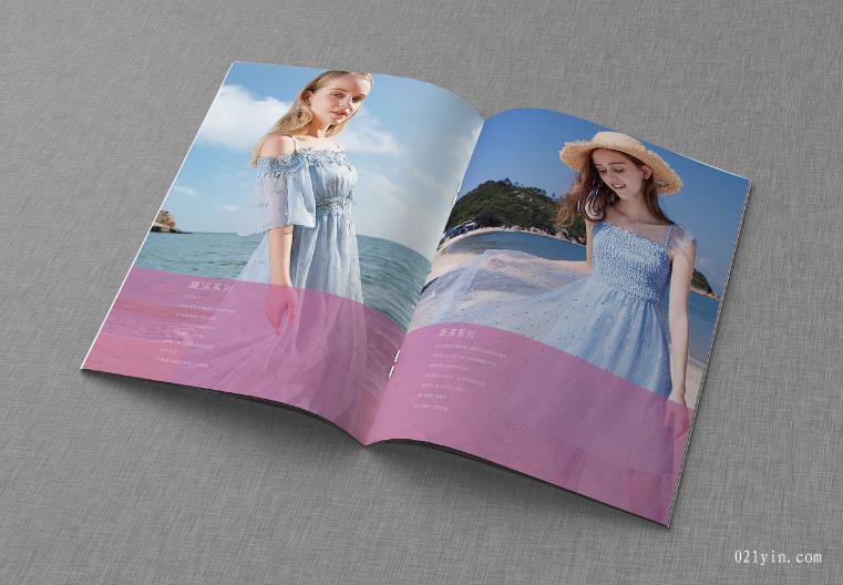 服装画册设计欣赏