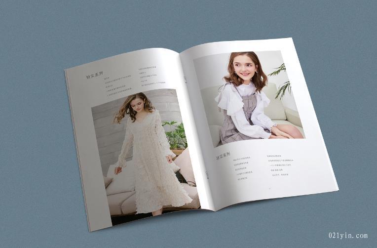 服装画册设计欣赏    第3张